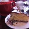 Juliet's Lemon Feather Cake
