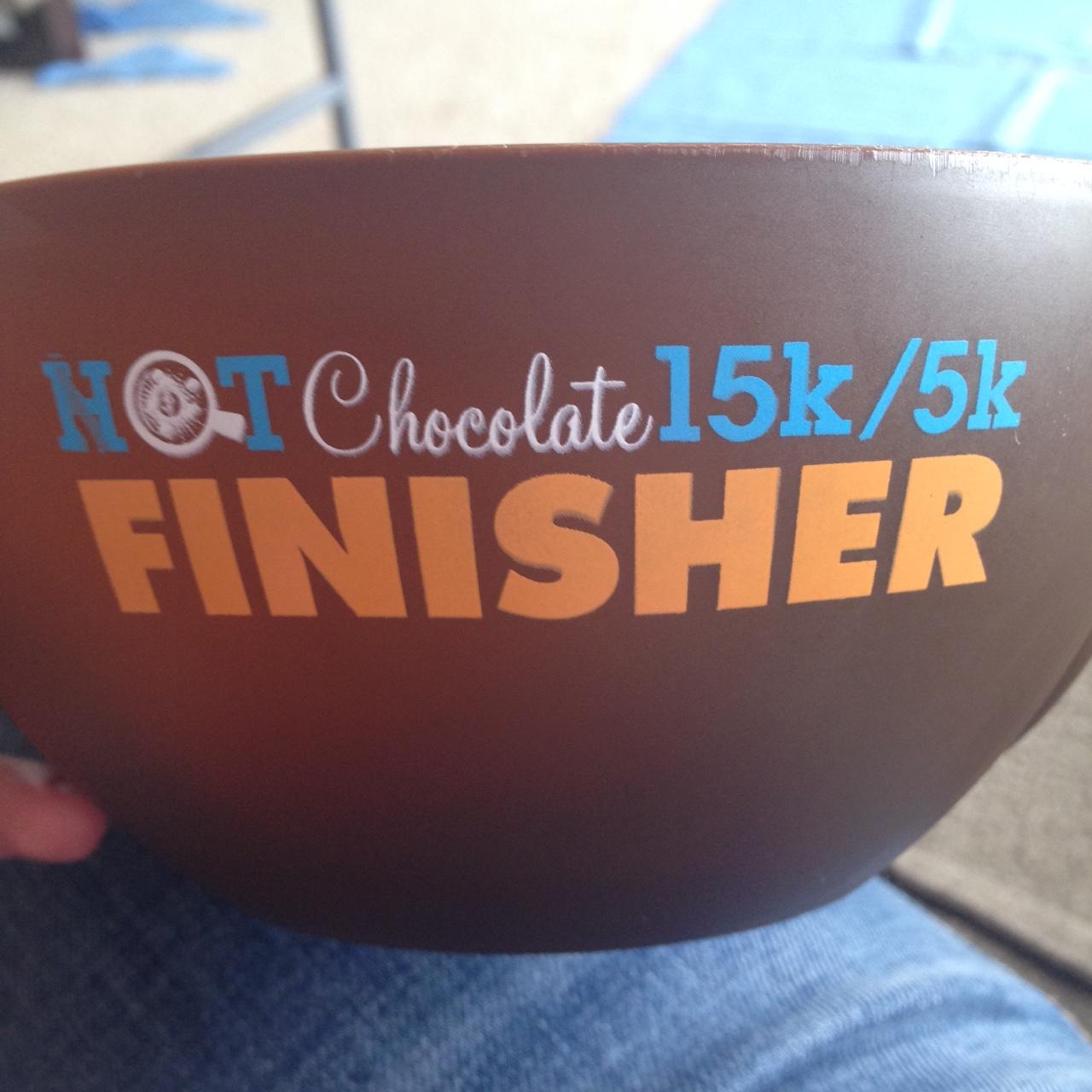 Seattle Hot Chocolate Run 5K 2015 | Gluten Free Glutton